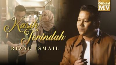 Lirik Lagu Kasih Terindah - Rizal Ismail