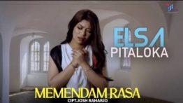 Lirik Lagu Elsa Pitaloka - Memendam Rasa