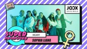 Lirik Lagu Ngam - Sophia Liana Feat Budak Ngam