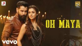 Oh Maya Lyrics In English - Iru Mugan