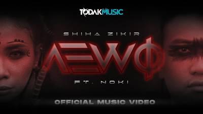 Lirik Lagu Aewo - Shiha Zikir Feat Noki