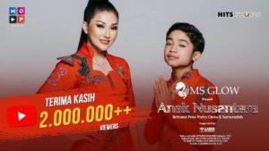 Lirik Lagu Anak Nusantara - Betrand Peto Putra Onsu & Sarwendah