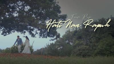 Lirik Lagu Hati Nan Rapuh - Fanzi Ruji