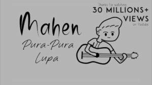 Lirik Lagu Pura-Pura Lupa - Mahen