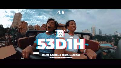 Lirik Lagu Sedih - Naim Daniel & Ismail Izzani