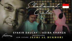 Lirik Lagu Shalawat Cinta - Syakir Daulay & Adiba Khanza