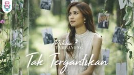 Lirik Lagu Tak Tergantikan - Mikha Tambayong