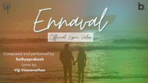 Ennaval Song Lyrics - Sathyaprakash Dharmar