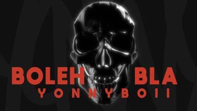 Lirik Lagu Boleh Bla - Yonnyboii