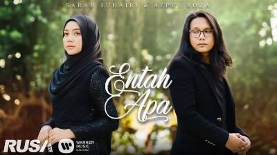 Lirik Lagu Entah Apa - Sarah Suhairi & Aepul Roza