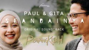 Lirik Lagu Seandainya - Paul & Gita