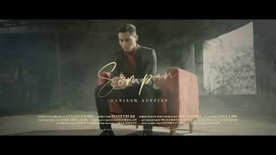 Lirik Lagu Simpan - Daniesh Suffian