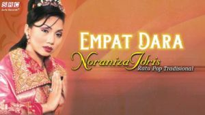Lirik Lagu Empat Dara - Norania Idris