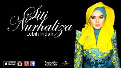 Lirik Lagu Lebih Indah - Dato' Sri Siti Nurhaliza