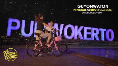 Lirik Lagu Ninggal Cerito (Purwokerto) - GuyonWaton