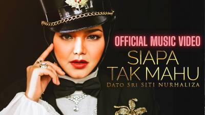 Lirik Lagu Siapa Tak Mahu - Dato' Sri Siti Nurhaliza
