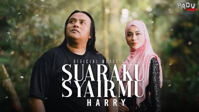 Lirik Lagu Suaraku Syairmu - Harry Khalifah