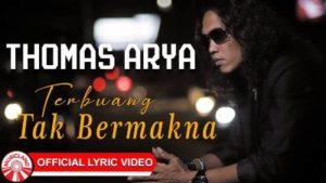 Lirik Lagu Terbuang Tak Bermakna - Thomas Arya