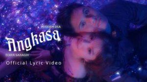 Lirik Lagu Angkasa - Elvan Saragih & Mirriam Eka