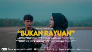 Lirik Lagu Bukan Rayuan - Didik Budi Feat Cindi Cintya Dewi