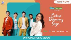 Lirik Lagu Cukup Dikenang Saja - The Junas Feat Yasmin