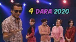 Lirik Lagu Empat Dara 2020 - Faizal Tahir, Elly Mazlein & Zizi Kirana