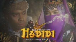 Lirik Lagu Habibi - Wani Syaz Feat Waris