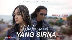 Lirik Lagu Kebahagiaan Yang Sirna - Thomas Arya Feat Fany Zee