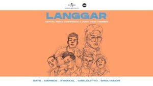 Lirik Lagu Langgar - BATE feat Caprice, Zynakal, Shou Raion & Carlolitto