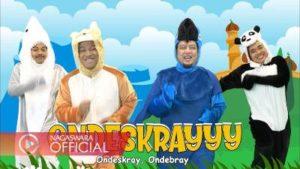 Lirik Lagu Ondeskrayyy Ngaji (Ciluk Baa) - Wali
