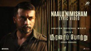 Naalu Nimisham Song Lyrics - Soorarai Pottru