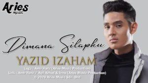 Lirik Lagu Dimana Silapku - Yazid Izaham