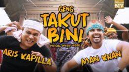 Lirik Lagu Geng Takut Bini (GTB) - Aris Kapilla & Man Khan