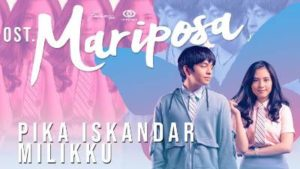 Lirik Lagu Milikku - Pika Iskandar (OST Mariposa)