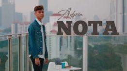 Lirik Lagu Nota - Adzrin