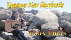 Lirik Lagu Teganya Kau Berdusta - Yoga Vhein