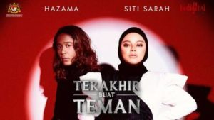 Lirik Lagu Terakhir Buat Teman - Hazama & Siti Sarah