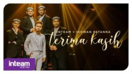 Lirik Lagu Terima Kasih - Inteam Feat Ikhwan Fatanna