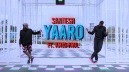 Yaaro Song Lyrics - Santesh Feat Amos Paul