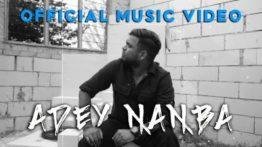Adey Nanba Song Lyrics - Santesh