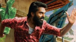 Eeswaran Title Song Lyrics - Eeswaran