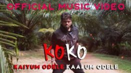 KoKo Song Lyrics - Santesh