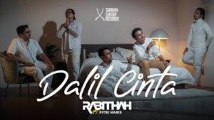 Lirik Lagu Dalil Cinta - Rabithah Feat Fitri Haris