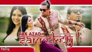 Lirik Lagu Sarrekey - Pak Azad