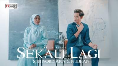 Lirik Lagu Sekali Lagi - Siti Nordiana & Nubhan