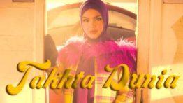 Lirik Lagu Takhta Dunia - Dato' Sri Siti Nurhaliza