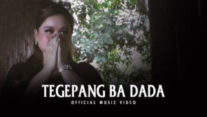 Lirik Lagu Tegepang Ba Dada - Karen Libau