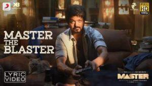 Master The Blaster Song Lyrics - Master