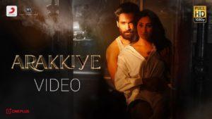 Arakkiye Song Lyrics - Amitash & Jonita Gandhi
