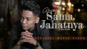 Lirik Lagu Sama Jahatnya - Arief